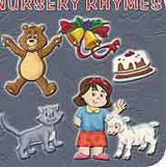 Mini Board Book Nursery Rhymes -