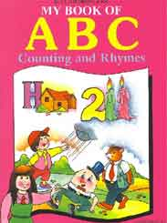 My Book Of ABC Counting & Rhymes 01 Edition  -