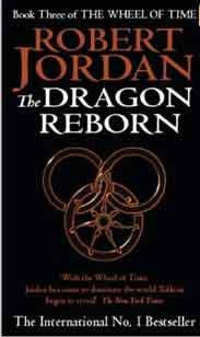 The Dragon Reborn Wheel Of TimeBook 3