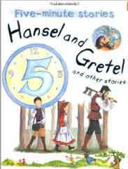 Hansel and Gretel and Other Stories 5 Minute Childrens Stories