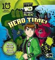 Ben 10 Ultimate Alien Hero Time