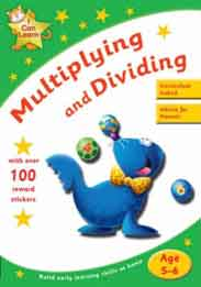 Multiplying and Dividing I Can Learn