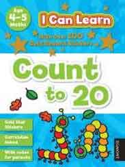I Can Learn Count to 20 Age 4   to   5