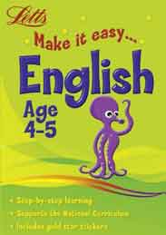 Letts Make it Easy: English  age 45