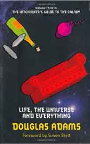 Life The Universe And Everything Hitchhikers Guide 3BFormat