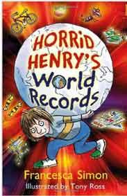Horrid Henrys Book of World Records