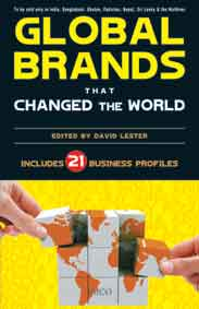 Global Brands that Changed the World