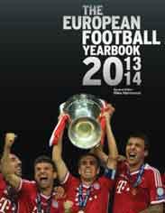 UEFA European Football Yearbook 2013 /14