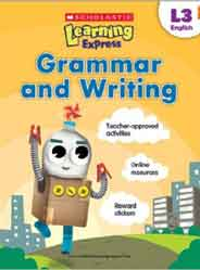 Scholastic Learning Express Lel 3 Grammar and Writing