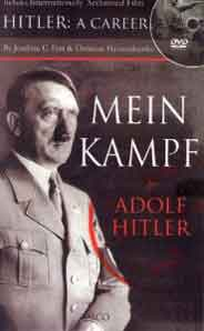 Mein Kampf including Internationally Acclaimed Film Hitler:A Career by Joachim CFest & Christian Herrendoerfer