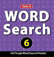 Solve It Word Search Puzzle 6