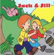 Jack & Jill Board Book
