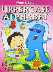 Write & Learn Uppercase Alphabets