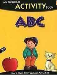 BF1 My Preschool Activity Books ABC