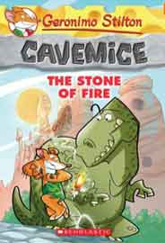 Geronimo Stilton Cavemice 1 The Stone of Fire