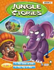 Jungle Stories Book  2