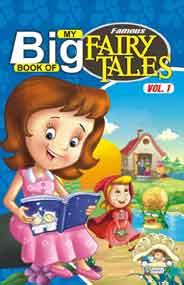 BIG BOOK OF FAIRY TALES VOL.1