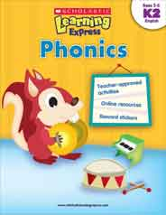 Scholastic Learning Express Phonics