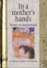 In a Mothers Hands Words for Life