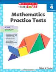 Smart Mathematics Practice Tests Level 4