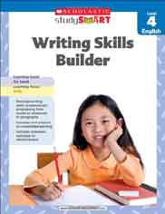 Writing Skills Builder Level 4 Scholastic Study Smart