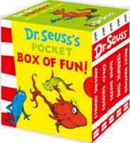 Dr Seusss Pocket Box of Fun
