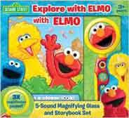 Sesame Street 123 Explore with Elmo