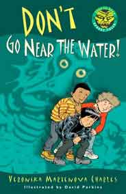 Dont Go Near the Water! EasyToRead Spooky Tales