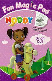 Noddy Fun Magic Pad Dinah Doll