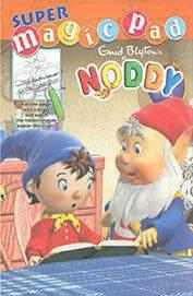Eb Noddy Super Magic Pad Orange