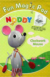 Noddy Fun Magic Pad Clockwork Mouse