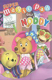 Noddy: Super Magic Pad: Purpal