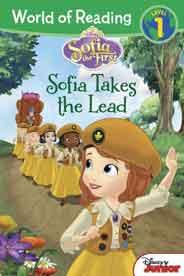 World of Reading Sofia the First Sofia Takes the Lead Level 1
