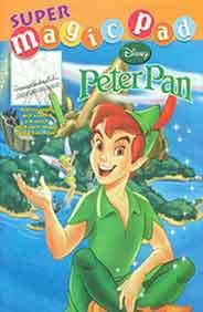 Super Magic Pad Peter Pan -