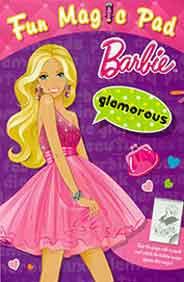 Barbie Fun Magic Pad Glamorous