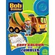 Bob The Builder : Copy Colour With Tumbler