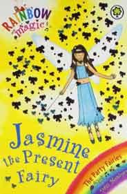 Rainbow Magic: INDIAN EDT: The Party Fairies: 21: Jasmine the Present Fairy