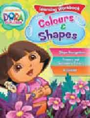 Dora The Explorer Colour and Shapes