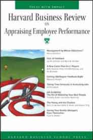 Harvard Buness Riew on Appraing Employee Performance
