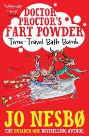 Doctor Proctors Fart Powder TimeTravel Bath Bomb