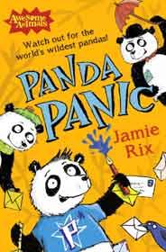 Panda Panic Awesome Animals