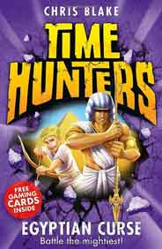 Egyptian Curse Time Hunters Book 6