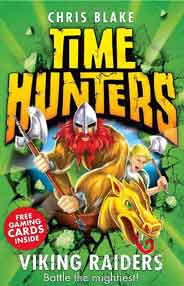 Viking Raiders Time Hunters Book 3