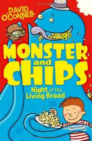 Monster and Chips 2 Night of the Living Bread