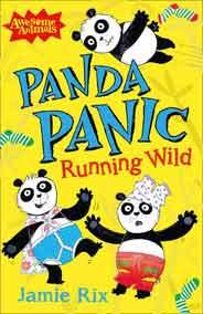 Panda Panic Running Wild Awesome Animals