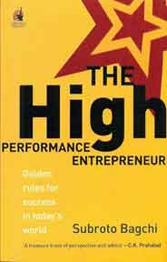 The High Performance Entrepreneur