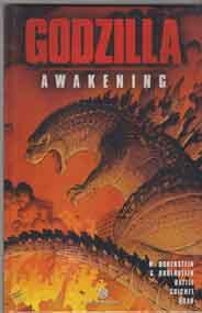 Godzilla: Awakening Legendary Comics -