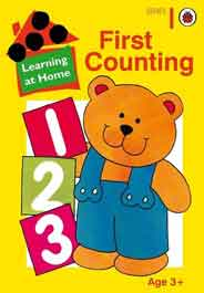 Learning At Home Series 1: First Counting-