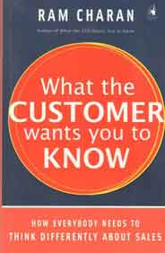 What The Customer Wants You