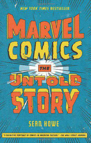 Marvel ComicsThe Untold Story